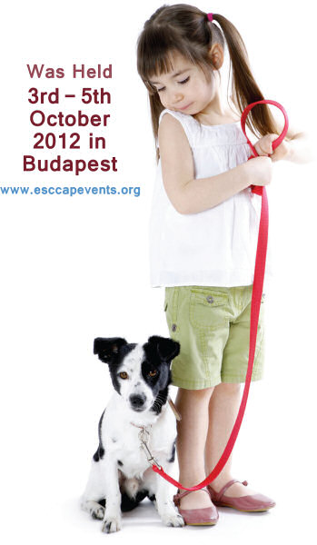 Held in Budapest, Hungary : 3rd - 5th October 2012